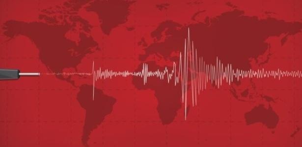 Milhões de terremotos acontecem todos os anos, apesar de não percebermos todos eles - Getty Images