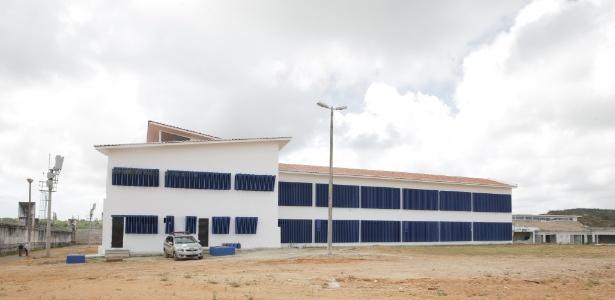 Penitenciária de Alcaçuz, no Rio Grande do Norte - Vinícius Andrade/UOL