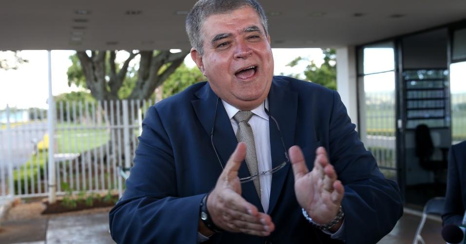 Após quebra de sigilo de Temer   Marun diz que Barroso tem motivação política junto ao PT