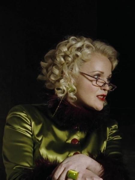 """Miranda Richardson como Rita Skeeter em """"Harry Potter e o Cálice de Fogo"""" - Reprodução"""