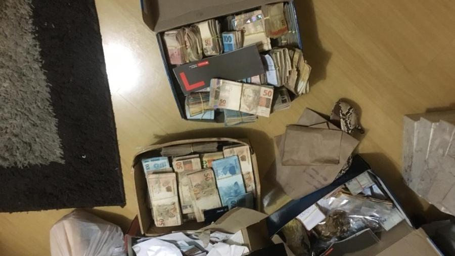 Operação Egypto apreende grande quantidade de dinheiro de empresa acusada de pirâmide com criptomoedas - Polícia Federal