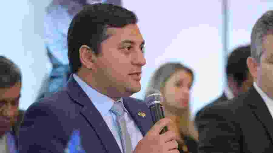 Wilson Lima (PSC), governador do Amazonas - Reprodução - 23.abr.2019/Facebook/WilsonLimaAM