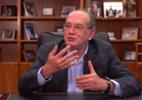 Gilmar Mendes diz que lideranças políticas 'fogem da ideia' de impeachment  (Foto: Kleyton Amorim/UOL)