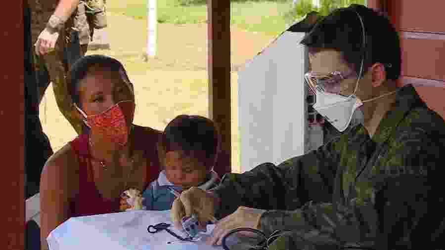 Ministério da Saúde inicia 15ª missão para atender indígenas com covid - TV Brasil
