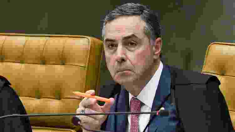 Ministro Luís Roberto Barroso, do Supremo Tribunal Federal - Carlos Moura/SCO/STF - Carlos Moura/SCO/STF