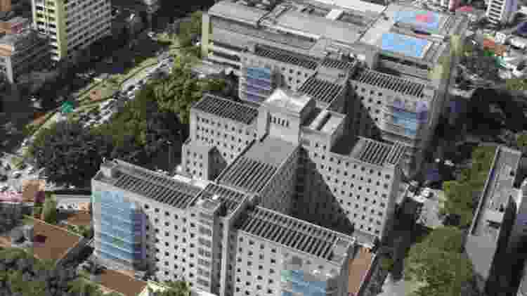 O Hospital das Clínicas da USP tem um núcleo de cuidados paliativos desde 2010 - DIVULGAÇÃO HCFMUSP - DIVULGAÇÃO HCFMUSP