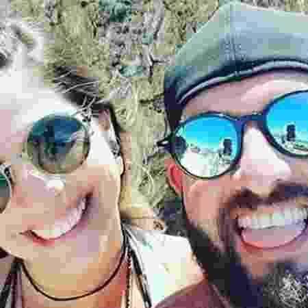 Um casal de empresários acusados por crimes cometidos há quase 20 anos foi preso na última sexta-feira (19) em uma pousada de luxo na Praia dos Garcez, no município de Jaguaripe (BA).  - Reprodução/Facebook - Reprodução/Facebook
