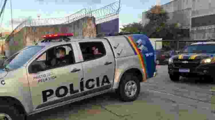 Operação da Polícia Civil do Rio cumpre mandados de busca e apreensão em empresa de Recife que oferecia doses de vacina da AstraZeneca a municípios brasileiros - Reprodução - Reprodução