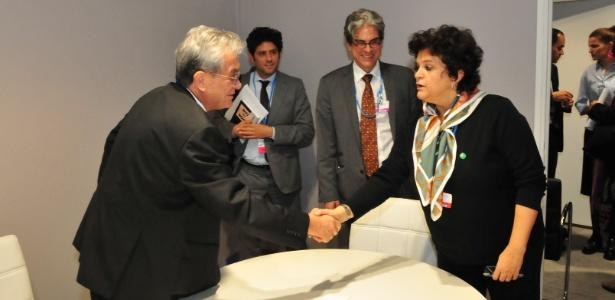 Brasil adere à coalizão de países que buscam acordo ambicioso sobre o clima - Paulo de Araujo/MMA