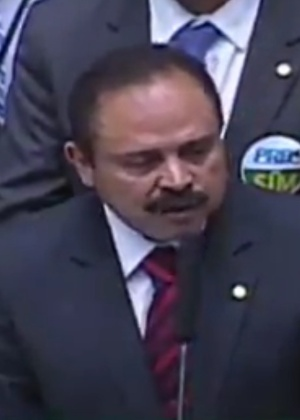 O presidente da Câmara Waldir Maranhão (PP-MA)
