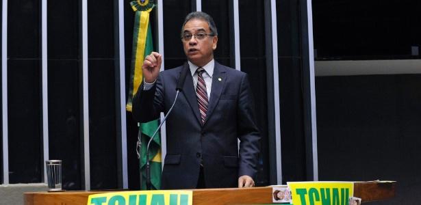 """Segundo Ronaldo Fonseca (PROS-DF), votação não era """"momento para debate""""; ele alega que governo do PT """"virou as costas para Israel"""""""