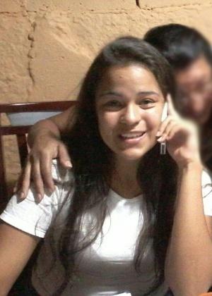 Rita de Cassia Alves de Lima, 19, estudante de enfermagem na UMC