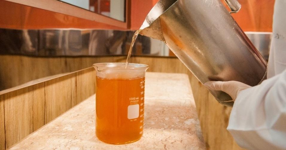 Segundo a empresa, a infusão garante um doce aroma de café aos produtos da linha Coffee