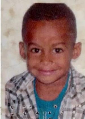 O garoto Pedro Júnior Mendes de Sousa