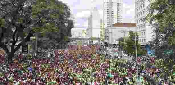 Marcha para Jesus em São Paulo - Janaina Garcia/UOL - Janaina Garcia/UOL
