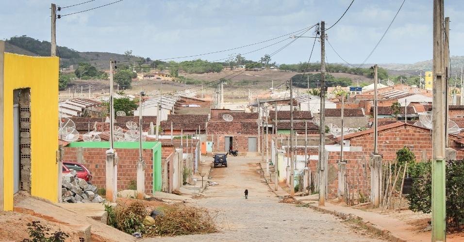 O tráfico de drogas nos conjuntos habitacionais inaugurados após as enchentes é apontado por moradores como o principal fator do aumento da violência na cidade de Murici (AL)