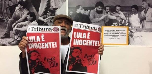 Januário Fernandes da Silva, que participou de grupos criados por Lula no movimento sindicalista