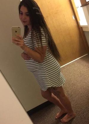 Savanna Greywind estava grávida de oito meses quando desapareceu nos EUA - Reprodução/Facebook