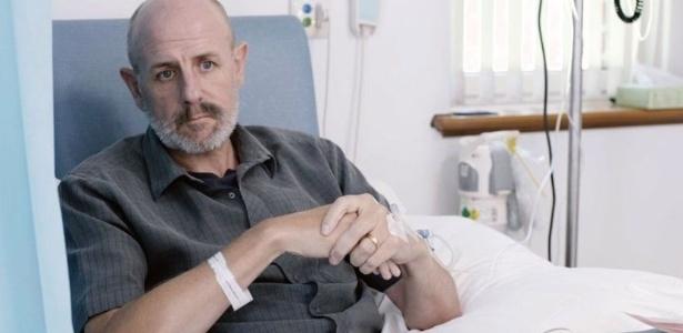 David Shutts ficou debilitado após passar por quimioterapia