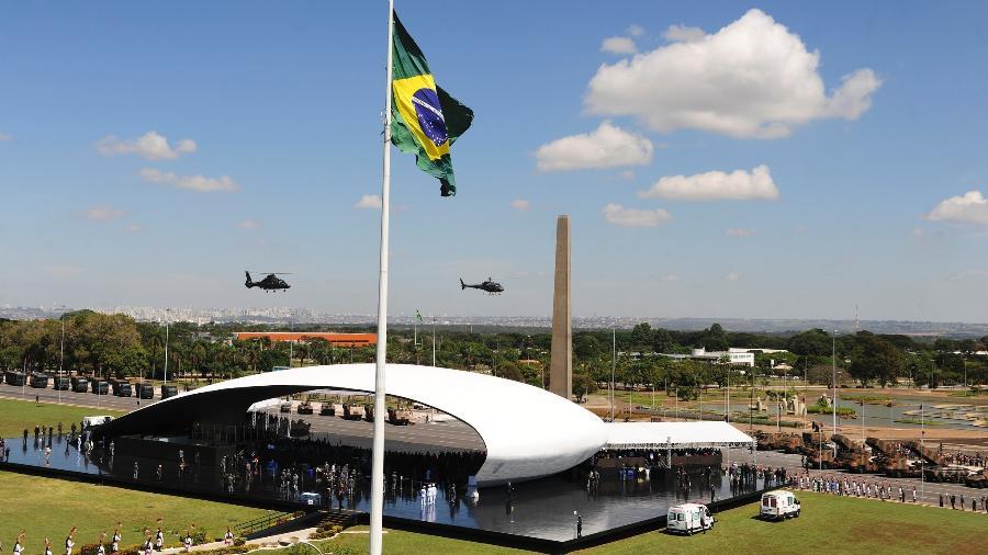 Quartel general do Exército em Brasília - Exército / Divulgação