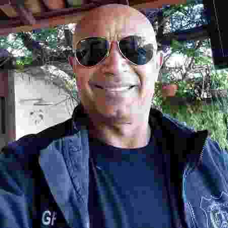 Sérgio Murilo dos Santos matou a ex-namorada e depois de matou em Brasília - Reprodução/Facebook