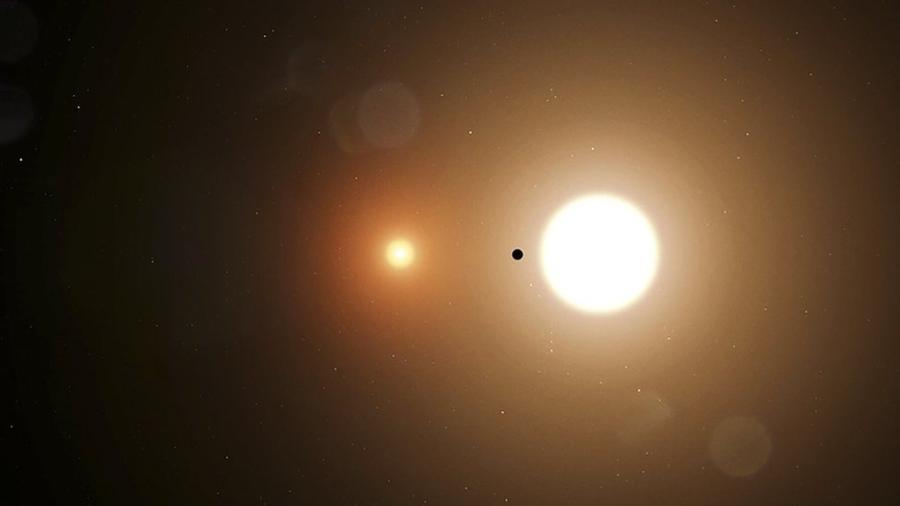 """Jovem de 17 anos foi peça-chave para descoberta de planeta a 1.300 anos-luz da Terra - Chris Smith/NASA""""s Goddard Space Flight Center"""
