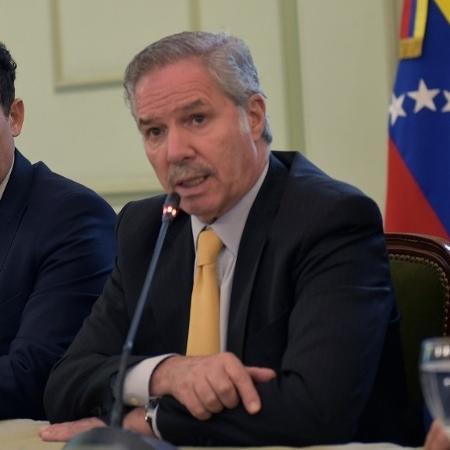 O chanceler argentino Felipe Solá - Divulgação