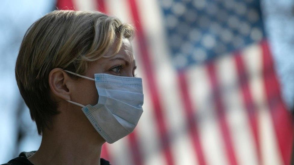 Coronavírus: Estados Unidos seguiu discurso de Trump, o que levou ...