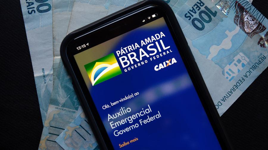 Quase dois meses após o início docadastramento, 107 milhões de brasileiros pediram o auxílio emergencial, diz a Caixa - André Ricardo/Enquadrar/Estadão Conteúdo