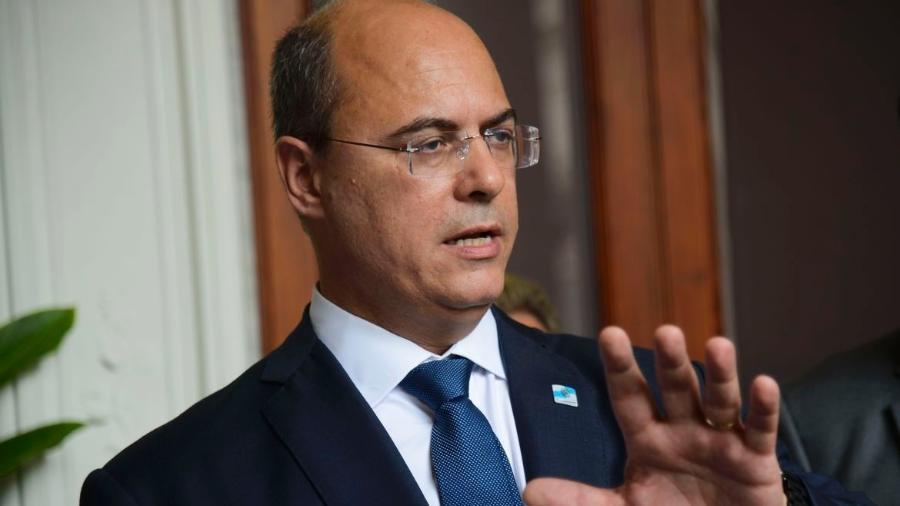 25.jan.2019 - O governador do Rio de Janeiro, Wilson Witzel (PSC) - Tânia Rêgo/Agência Brasil