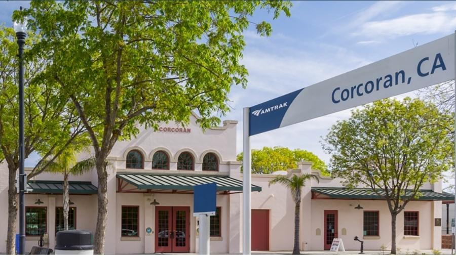 Corcoran, no estado da Califórnia, passa por um processo de afundamento há anos - Reprodução/City of Corcoran