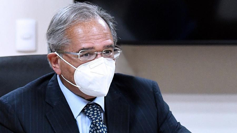Ministro da Economia, Paulo Guedes - Edu Andrade/Ministério da Economia