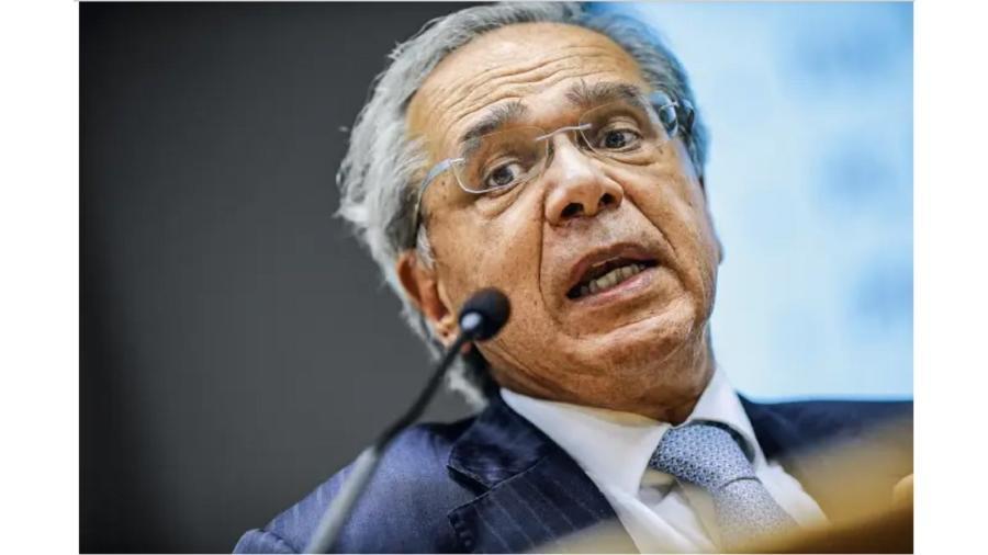 Paulo Guedes, ministro da Economia - Adriano Machado/Reuters