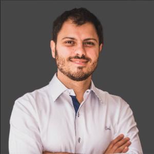 Gabriel Coelho, fundador da Empodere-se, empresa de treinamento em design thinking