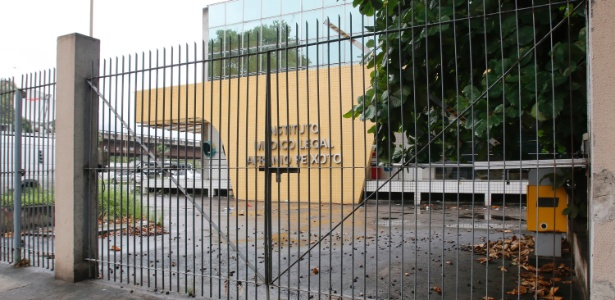 Sede do IML no centro do Rio deixa de receber corpos para necropsia