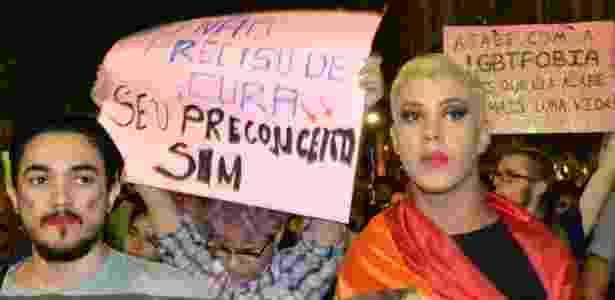 homofobia - Marcos Vidal/Futura Press/Estadão Conteúdo - Marcos Vidal/Futura Press/Estadão Conteúdo