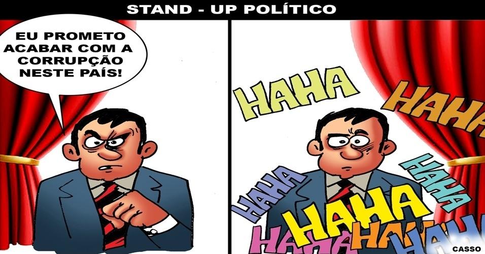 23.set.2016 - O que a gente vê na TV é campanha política ou pura comédia?