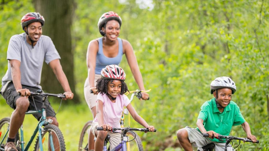 Produção e uso de bicicletas vêm crescendo no Brasil  - Getty Images