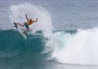 Templo do surfe fica fora de circuito mundial em 2019 - Brian Bielmann/AFP