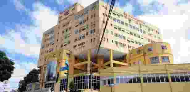 hospital curitiba 2 - AEN - AEN