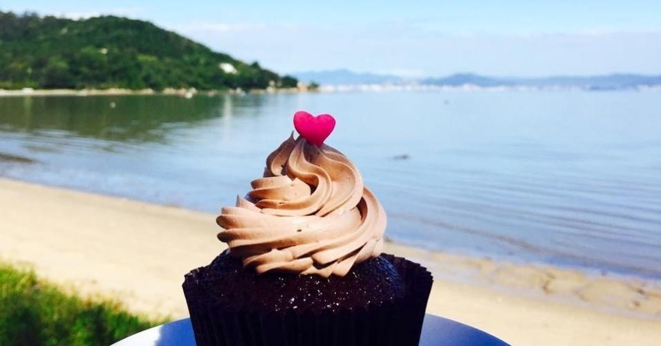 FairyLand Cupcakes em frente à baía Norte