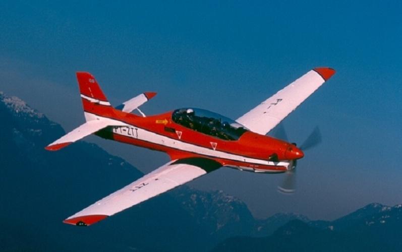 Avião turboélice EMB-312 Tucano, da Embraer