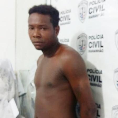 José da Paixão disse que agrediu o filho porque criança o desobedeceu - Divulgação/Secretaria de Segurança Pública do Maranhão