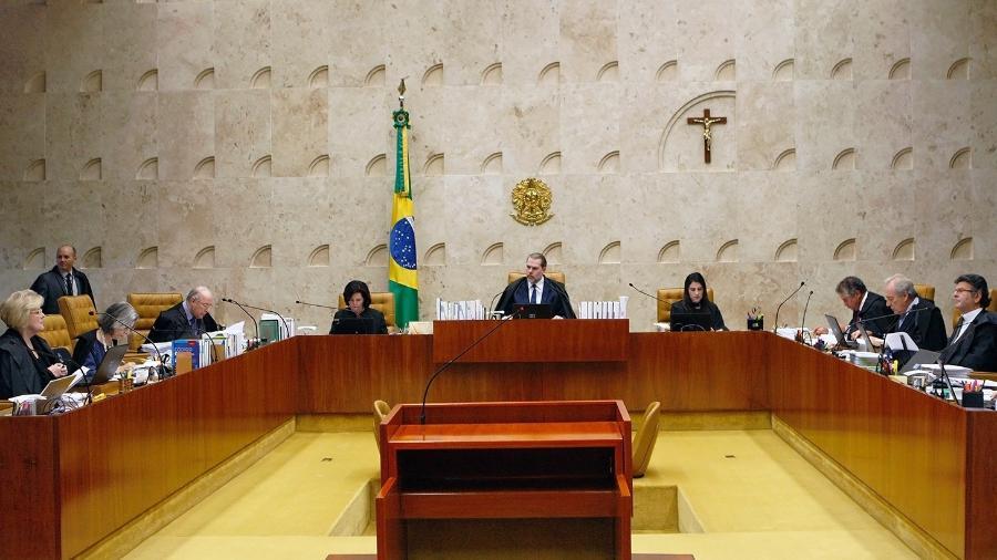Rosinei Coutinho/Divulgação/STF