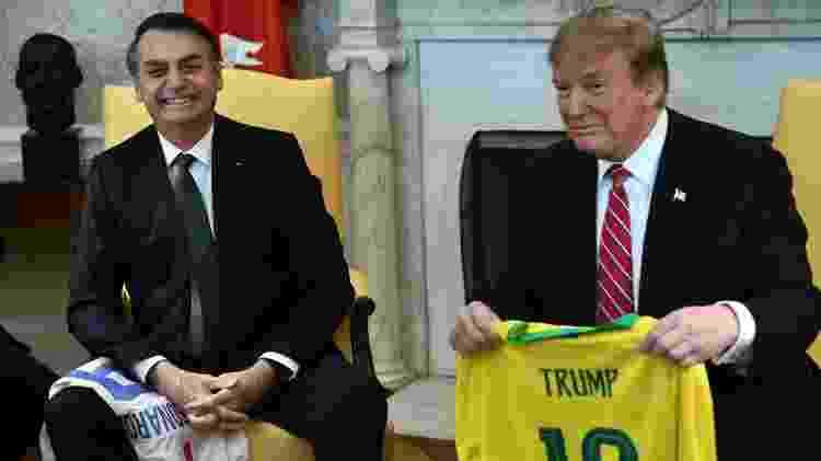 Camiseta - Brendan Smialowski / AFP - Brendan Smialowski / AFP