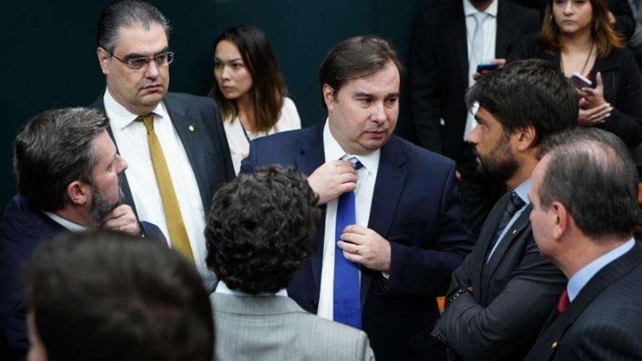 """""""Criação de ministério não necessariamente gera novas despesas"""", argumentou o presidente da Câmara - Pablo Valadares/Câmara dos Deputados"""