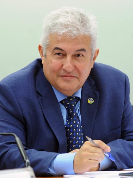 6.ago.2019 - Marcos Pontes, ministro da Ciência, Tecnologia, Inovações e Comunicações - Cleia Viana/Câmara dos Deputados