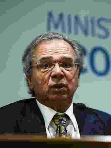O ministro da Economia, Paulo Guedes - José Cruz/ Agência Brasil