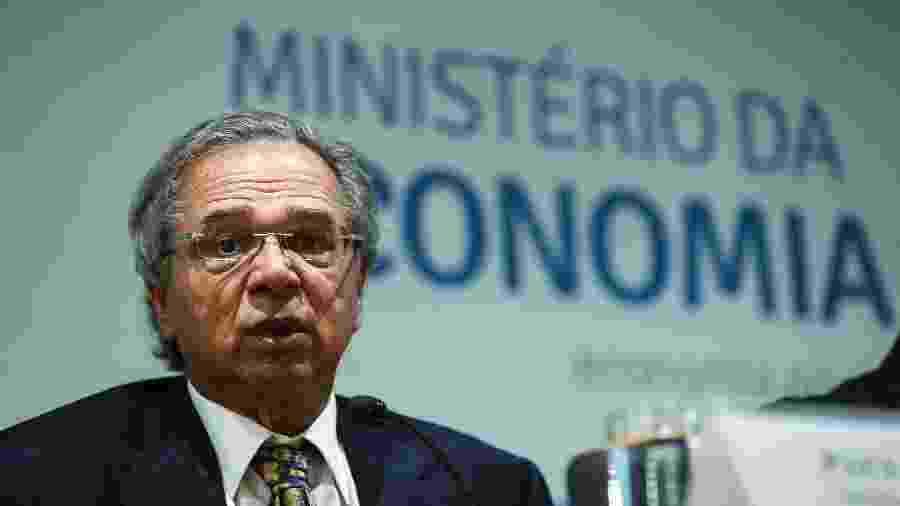 O ministro da Economia, Paulo Guedes, deve enviar a reforma tributária fatiada - José Cruz/ Agência Brasil