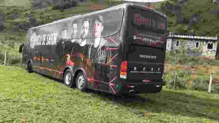 Ônibus havia saído de Campinas (SP) e seguia para Macaé (RJ) - Fausto Cardoso  - Fausto Cardoso